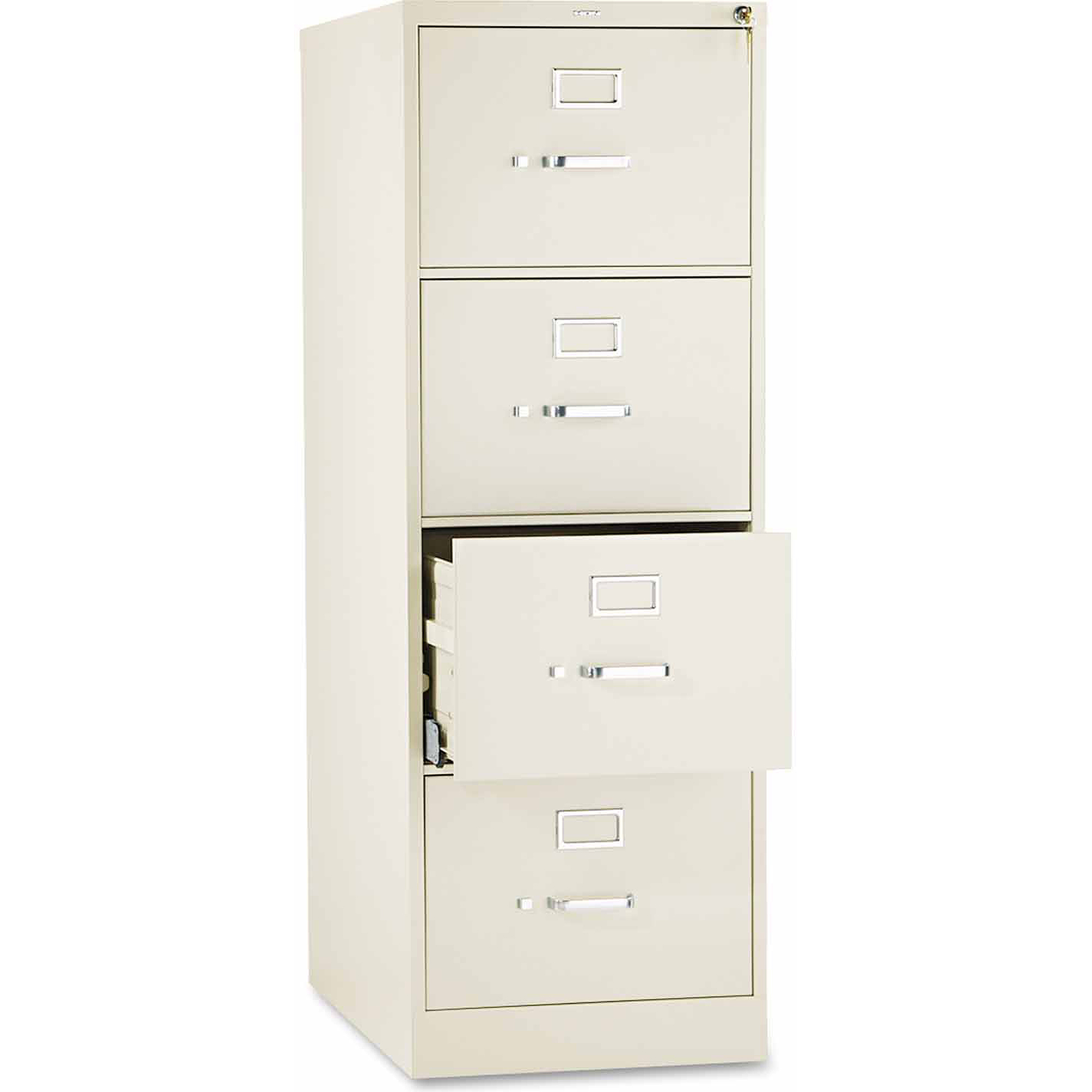 Hon 510 Series 4-Drawer Full-Suspension File, Legal