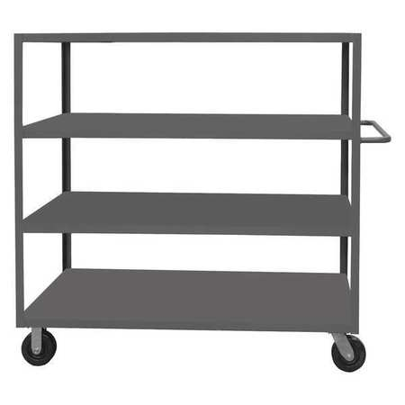 "Cart,Stock, 24""x48"" Durham MFG RSC-2448-4-LD-95"