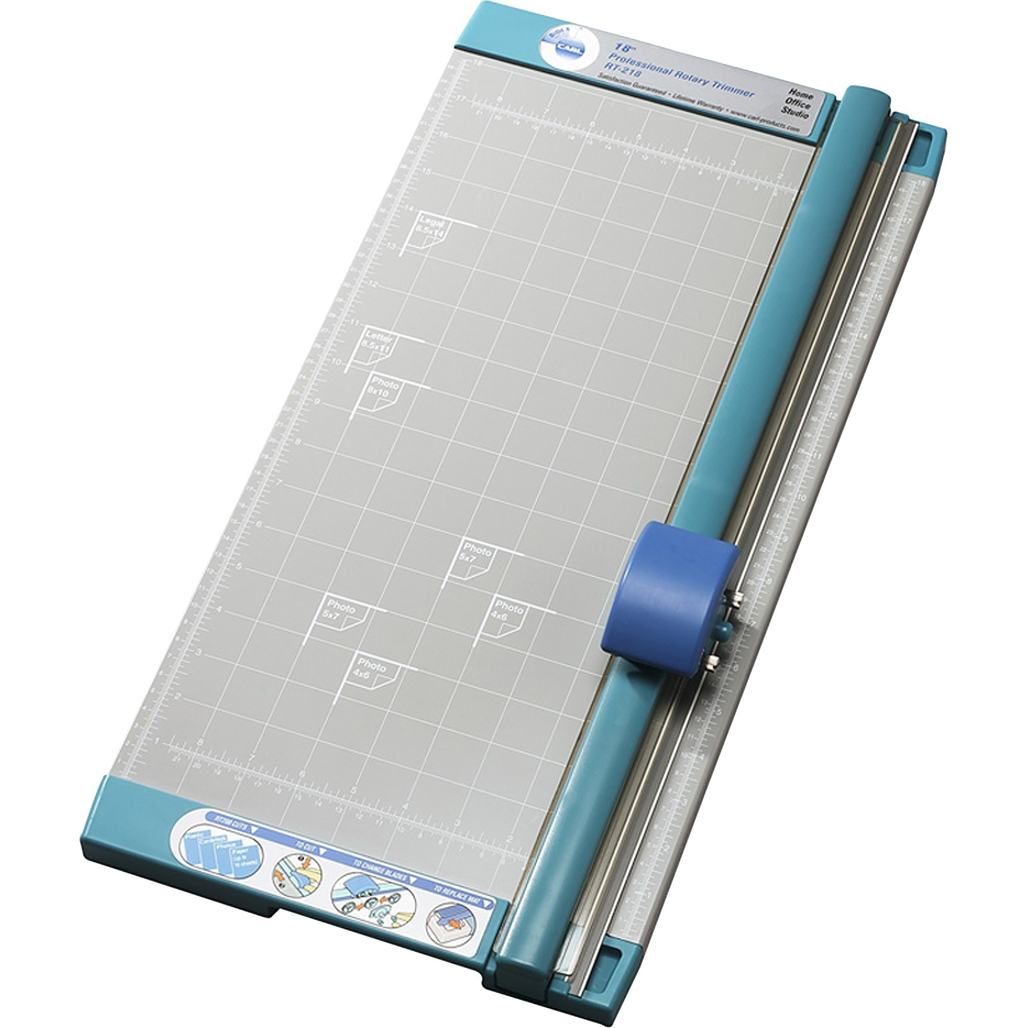Carl Mfg Professional Paper Trimmer