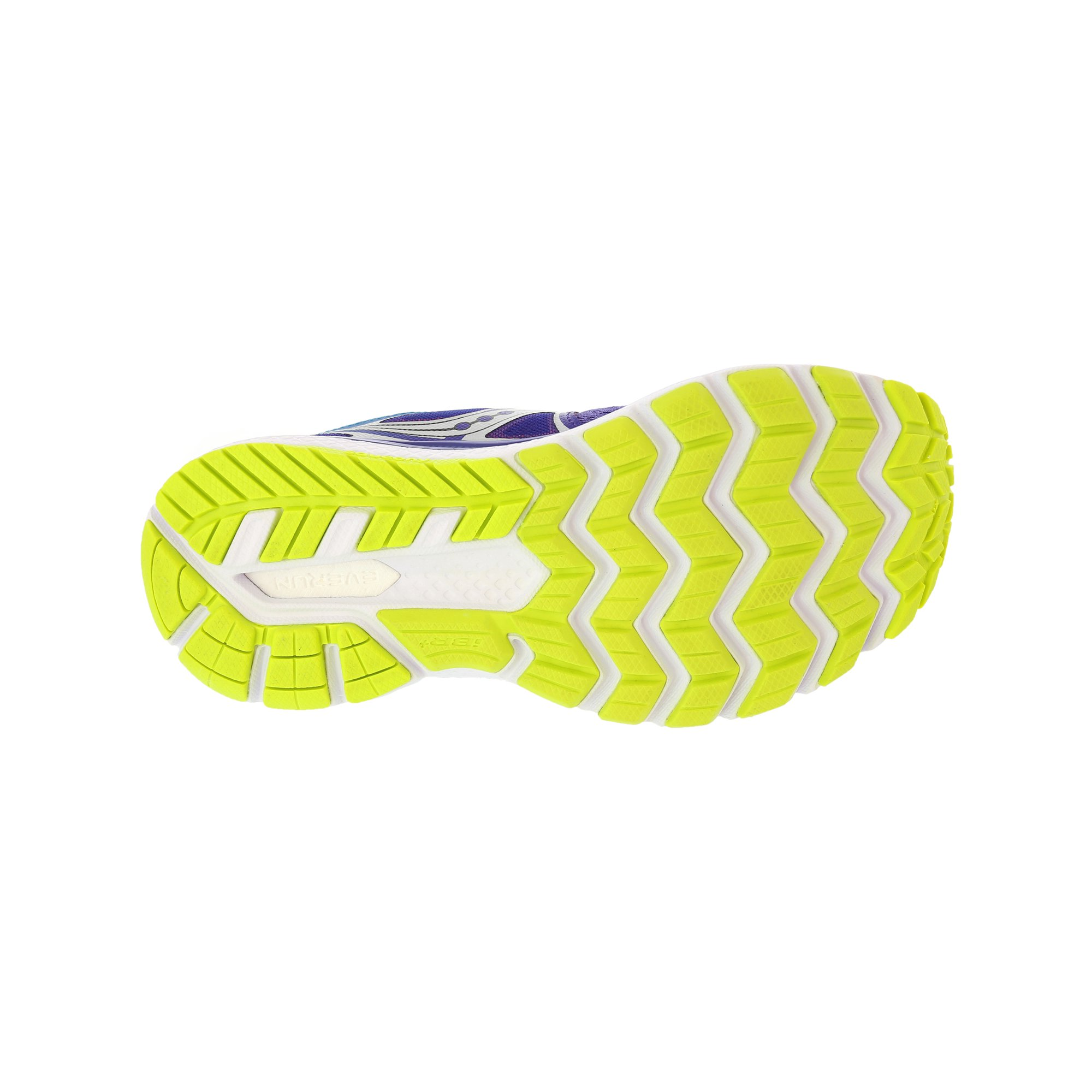 Saucony Saucony De las mujeres Triumph Iso 3 Purple Blue Cotton Ankle High Running Shoe 5W from Walmart | People