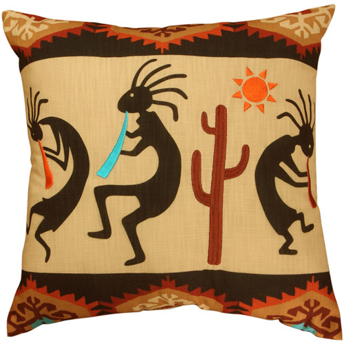 Better Homes & Gardens Kokopelli Pillow