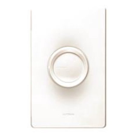 LUTRON ROTARY 1P ROTATE ON/OFF DIMMER 600W IVORY