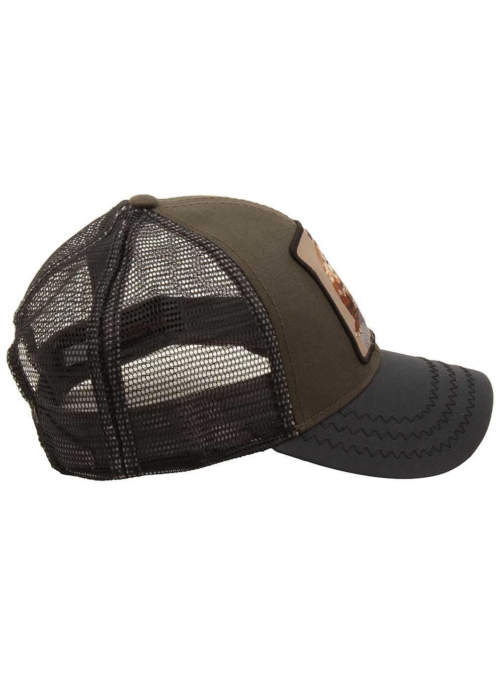 6d8a50cabf259 Goorin Bros - Goorin Bros. Men s Wild Beaver Hat in Olive - Walmart.com
