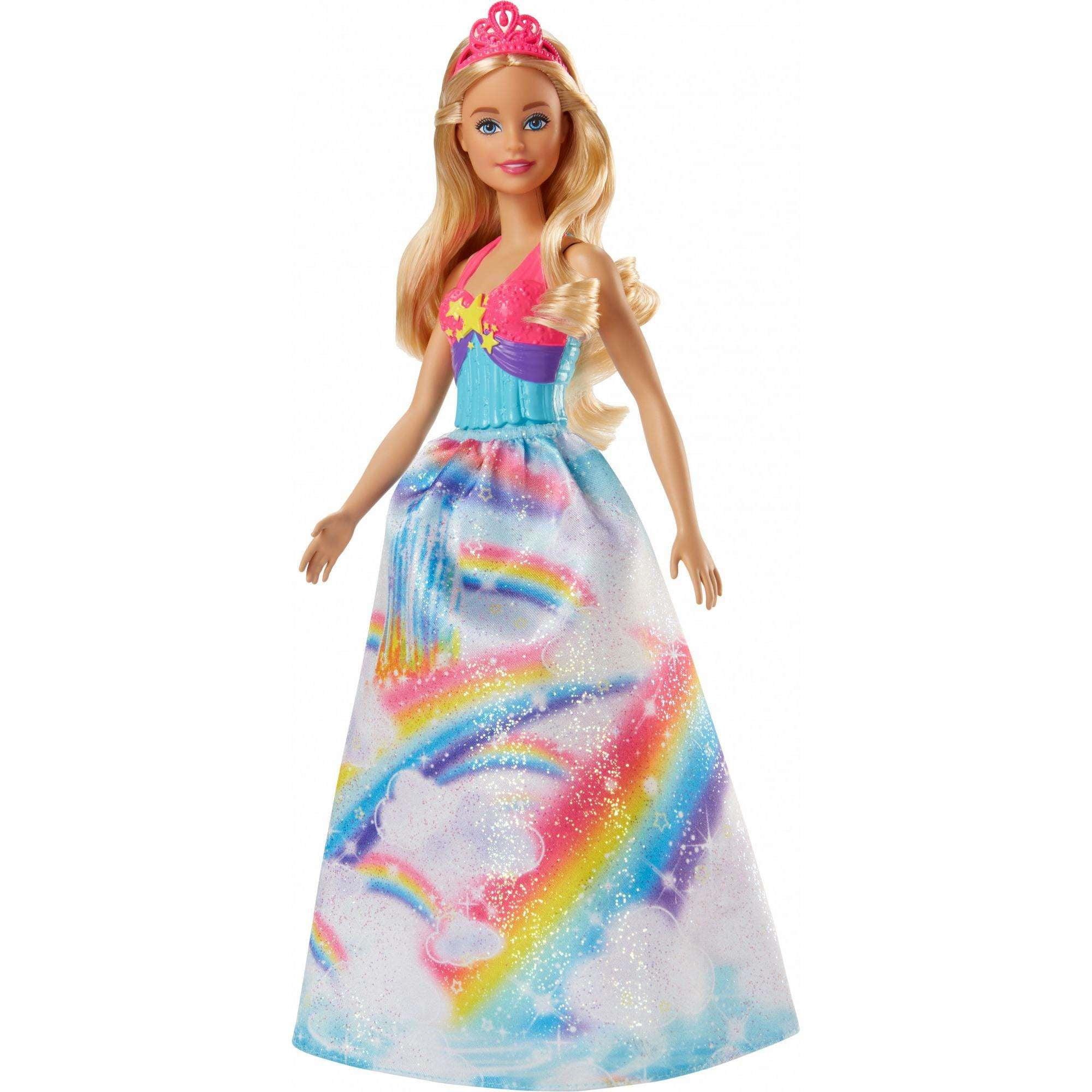 Barbie Dreamtopia Princess Doll, Blond by Barbie
