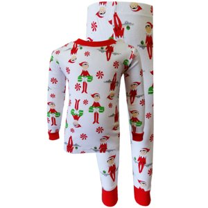 Elf on the Shelf 100% Cotton Christmas Pajamas