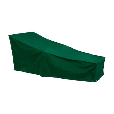 Bosmere C565 Sun Lounger Chair Cover - 69 x 30 in. - Green