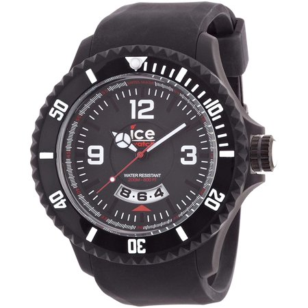 WATCH  ICE POLYCARBONATE BLACK BLACK MAN  DI.BW.XB.R.11 - image 1 de 1