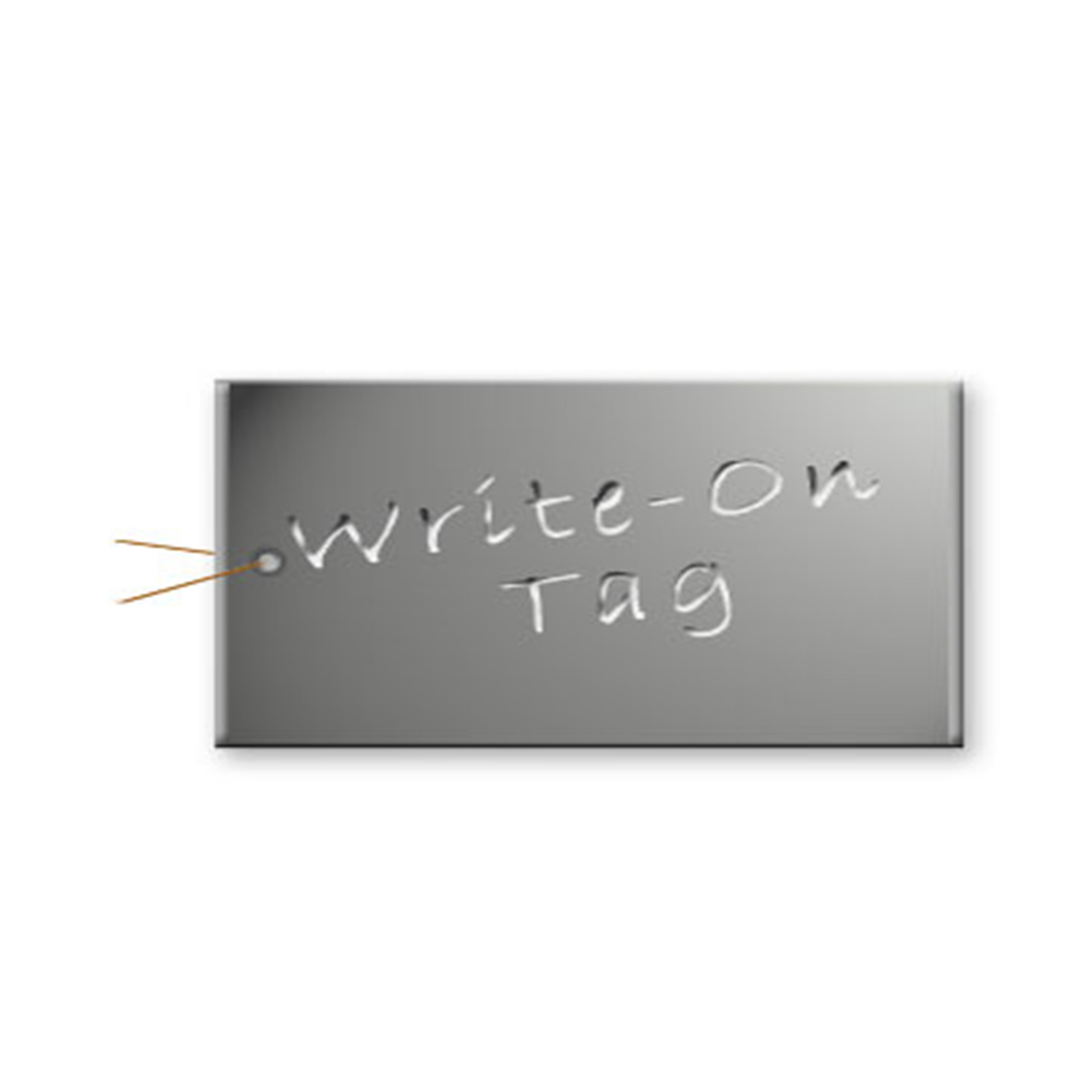 Keracare Aluminum Write On Tags