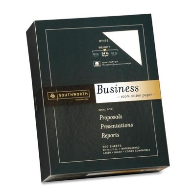 Southworth Company 100% Cotton Business Paper SOU14C