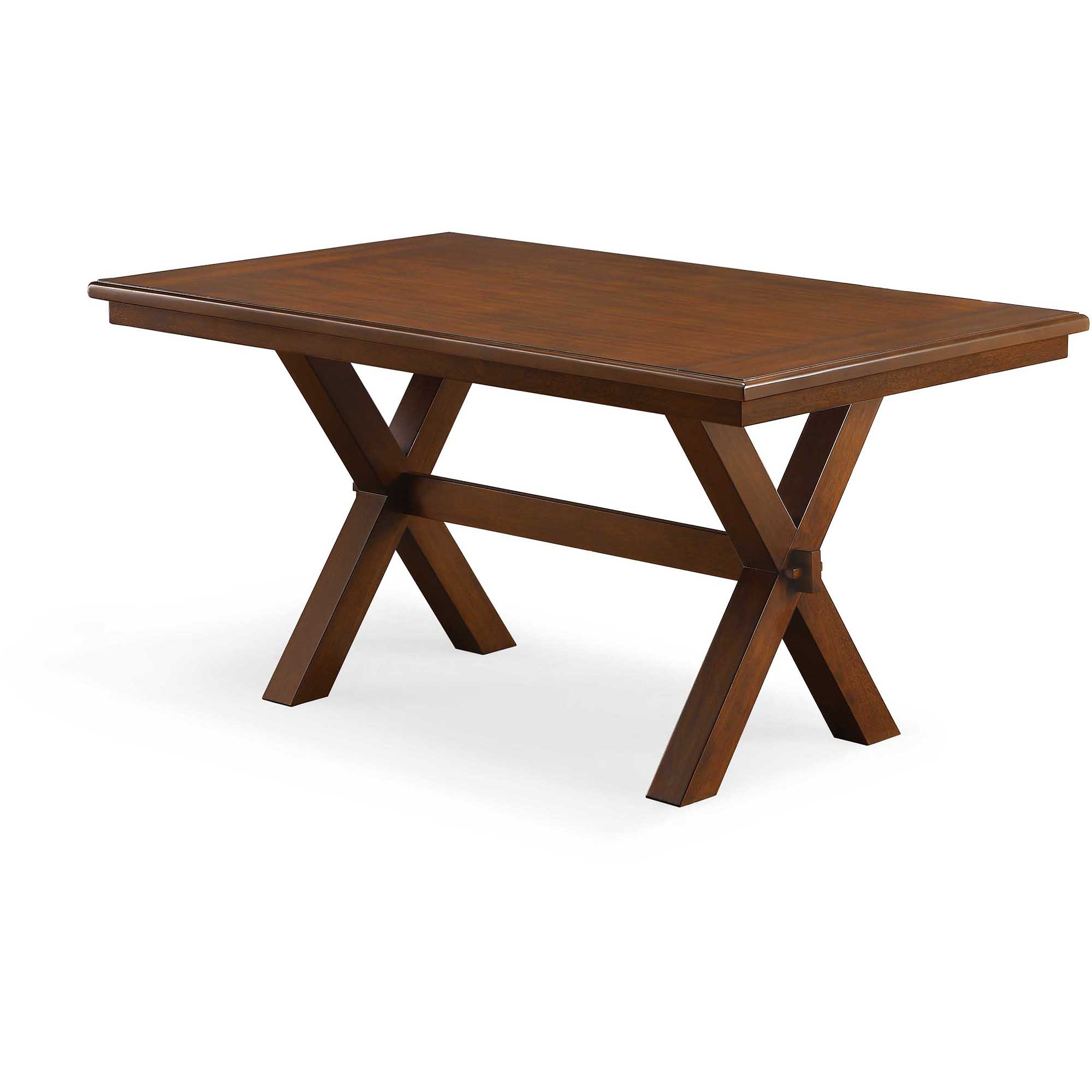 better homes and gardens dining table. Better Homes And Gardens Maddox Crossing Dining Table, Brown Table T