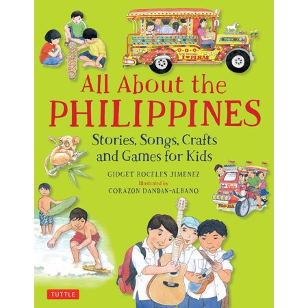 All About the Philippines : Stories, Songs, Crafts and Games for Kids - Halloween Themed Songs For Children