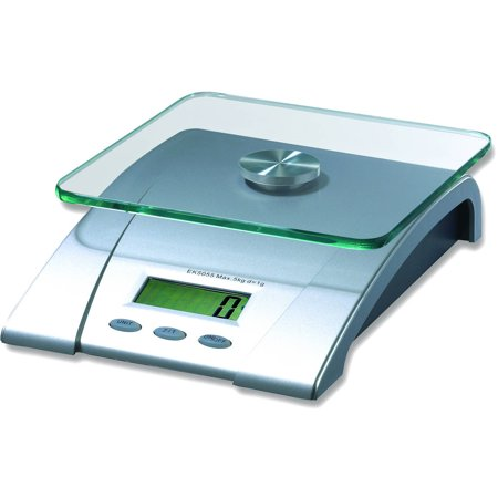 Mainstays Glass Digital Kitchen Scale