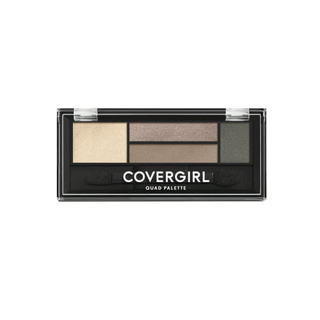 COVERGIRL Eye Shadow Quad Palettes, 700 Notice Me (15 Eye Shadow Refill)