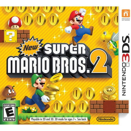 New Super Mario Bros (Nintendo 3DS) - Pre-Owned