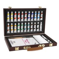 Darice Studio 71 Watercolor Painting Set, 34 Pieces