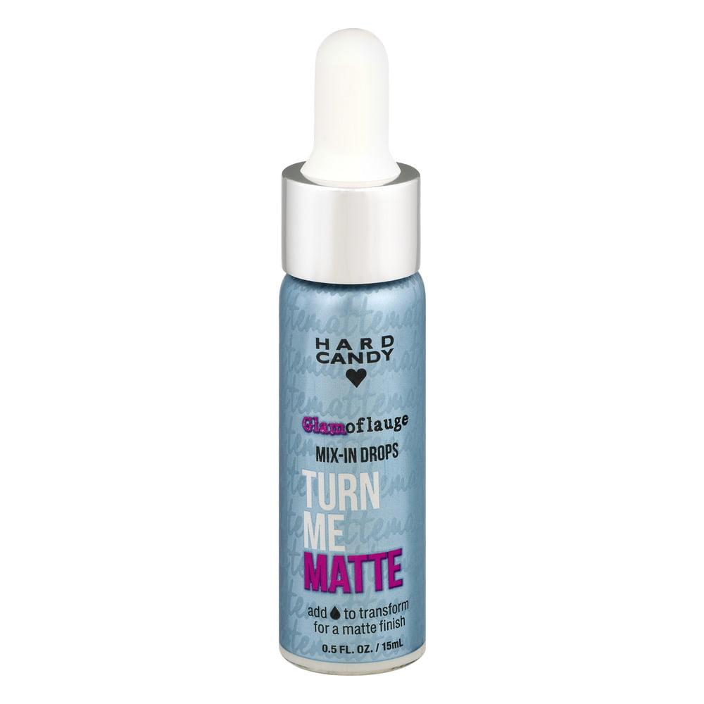Hard Candy Glamoflauge Turn Me Matte, 0.5 FL OZ