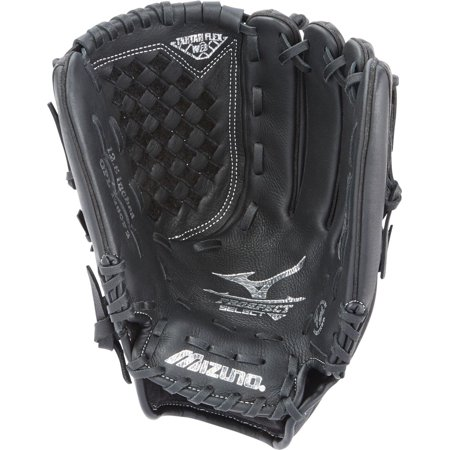 """Mizuno 12.5"""" Prospect Series Youth Fastpitch Softball Glove, Right Hand Throw"""