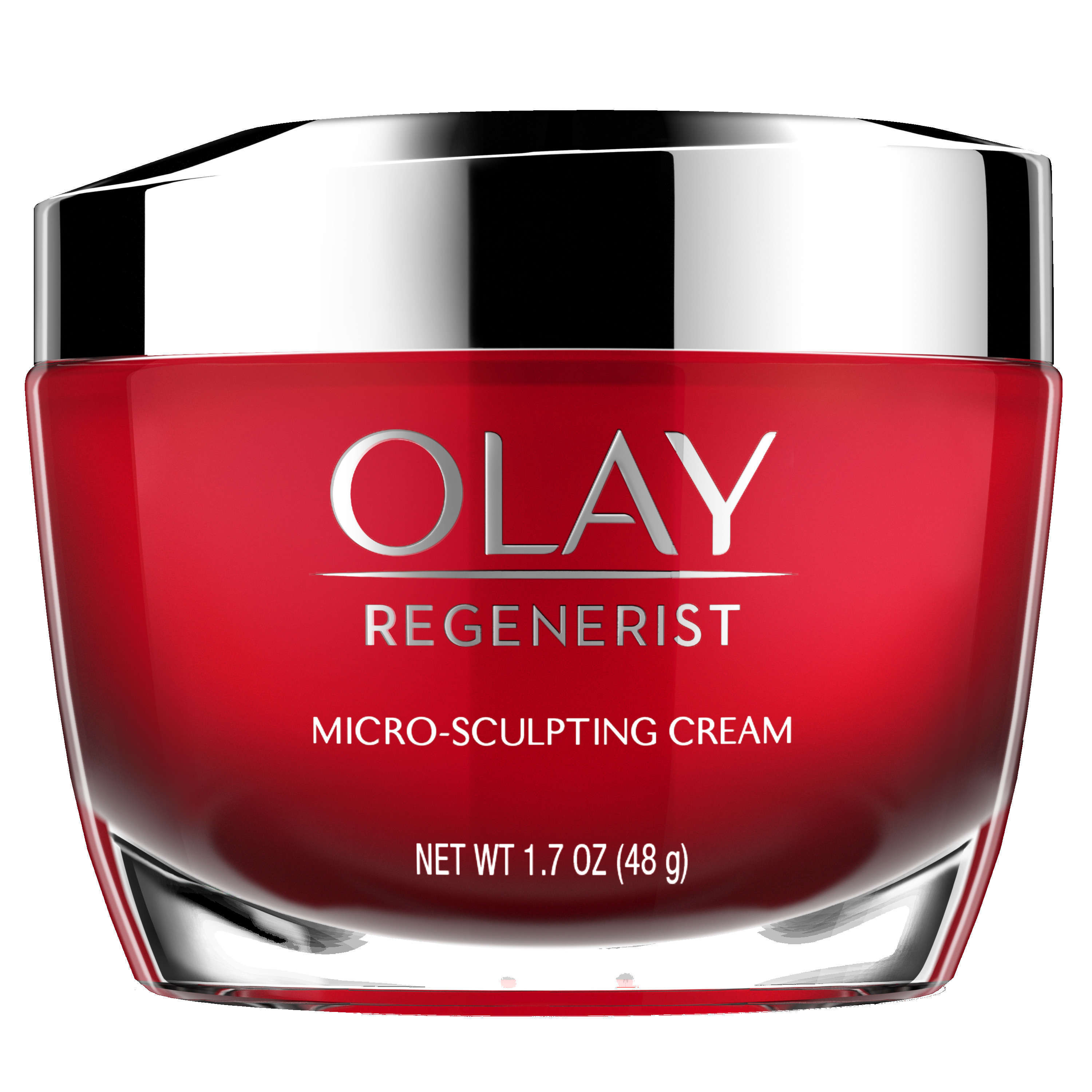 Olay Regenerist Micro-Sculpting Cream Face Moisturizer, 1.7 oz