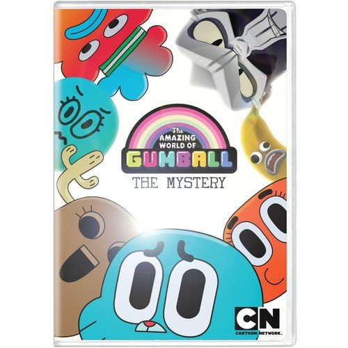 CARTOON NETWORK-AMAZING WORLD OF GUMBALL-MYSTERY V02 (DVD)