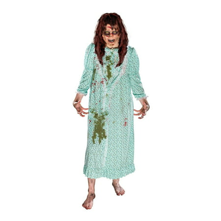 Halloween Exorcist Regan Adult Costume (Exorcist Halloween Costumes)
