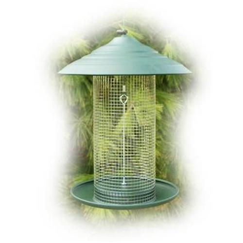 Audubon Steel Magnum Sunflower Feeder - Set of 2