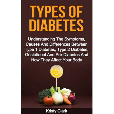 Types Of Diabetes: Understanding The Symptoms, Causes And Differences Between Type 1 Diabetes, Type 2 Diabetes, Gestational And Pre-Diabetes And How They Affect Your Body. -