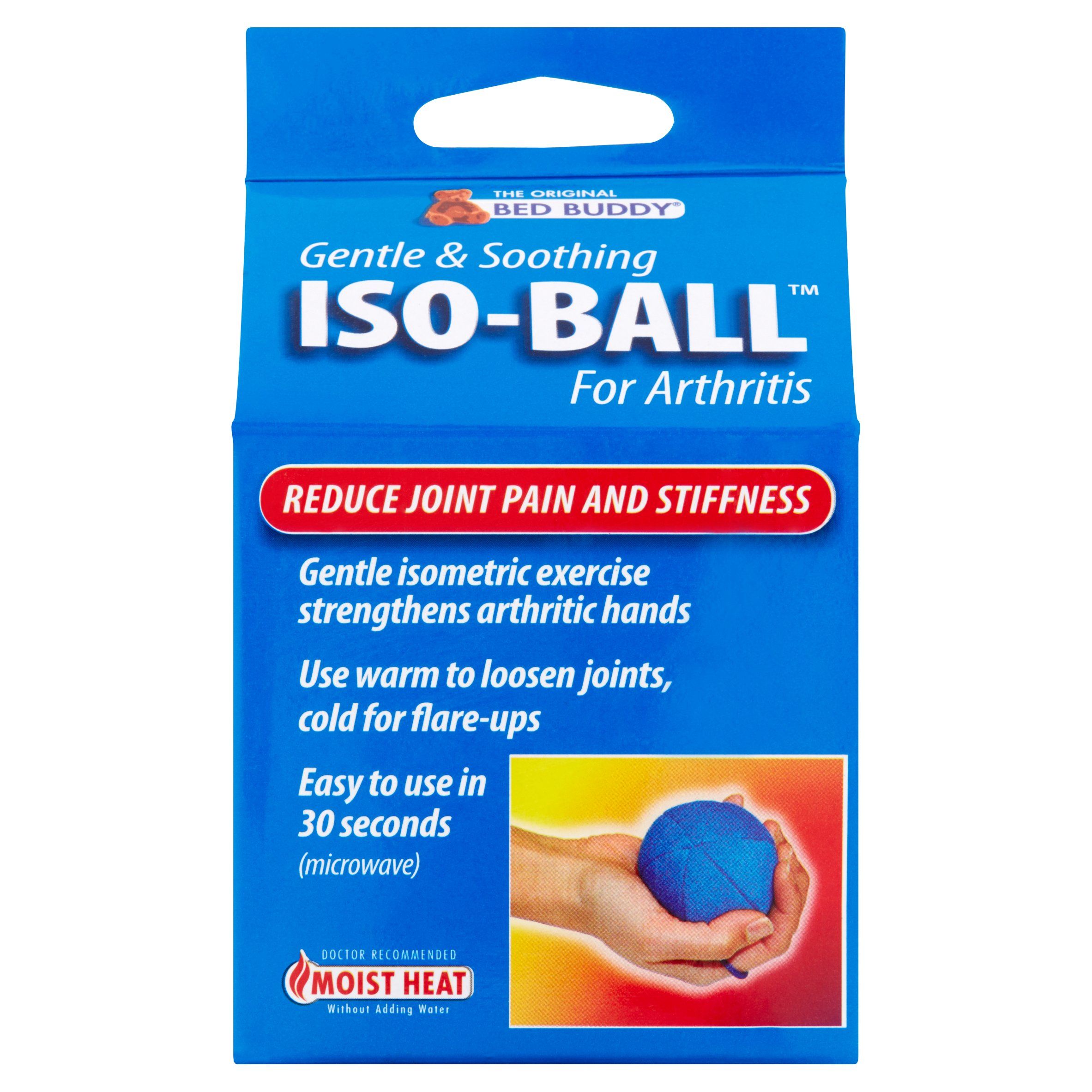 Bed Buddy Gentle & Soothing Iso-Ball for Arthritis