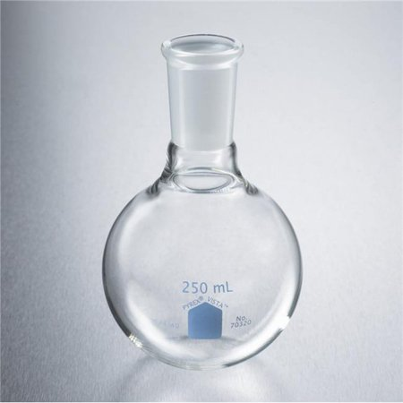 Pyrex 529651 100 ml Vista Round Bottom Boiling Flask Corning Pyrex Erlenmeyer Flask