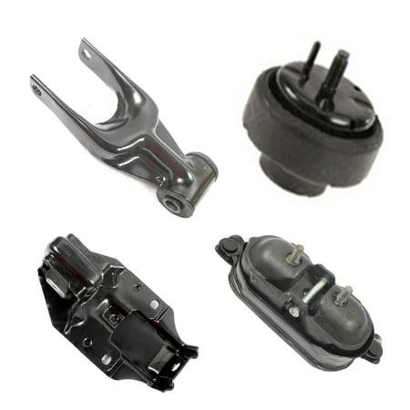 Fits: 1994-2003 Pontiac Grand Prix 3.1L Engine Motor & Trans. Mount Set 6PCS 94 95 96 97 98 99 00 01 02 03 A2712 A2796 A2866 A2866 A2901 A2901