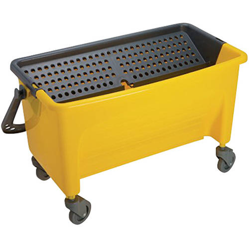 Zwipes Commercial Microfiber Mop Bucket