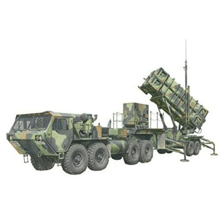 Dragon Models MIM-104B Patriot Surface-To-Air Missile (SAM) System (PAC-1) with M983 HEMTT (1/35 Sc