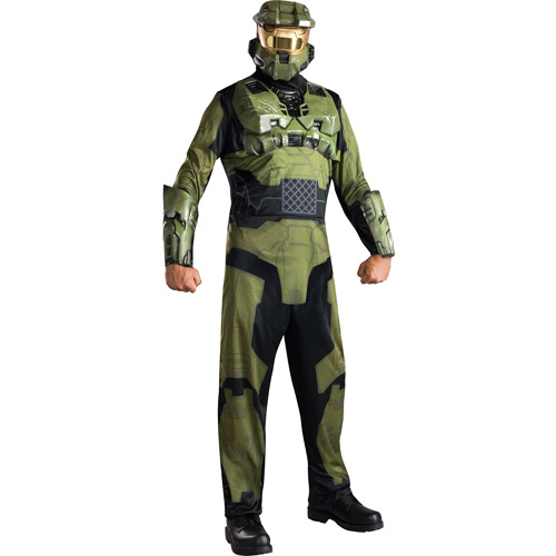 Halo Master Chief Adult Halloween Costume - One Size