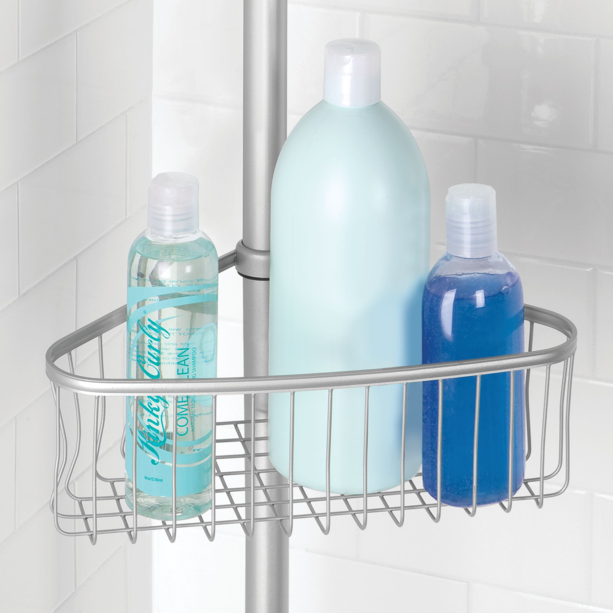 InterDesign York Tension Shower Caddy - Walmart.com