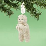 Department 56 Snowbabies 4038127 Full Of Joy Ornament New 2014