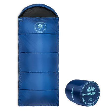 Sleeping Bags Pink (Lucky Bums Youth Muir Sleeping Bag 40°F/5°C with Digital Accessory Pocket and Carry Bag,)