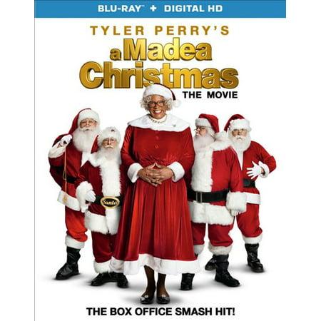 Tyler Perry's A Madea Christmas (Blu-ray) - Madea Halloween Cast