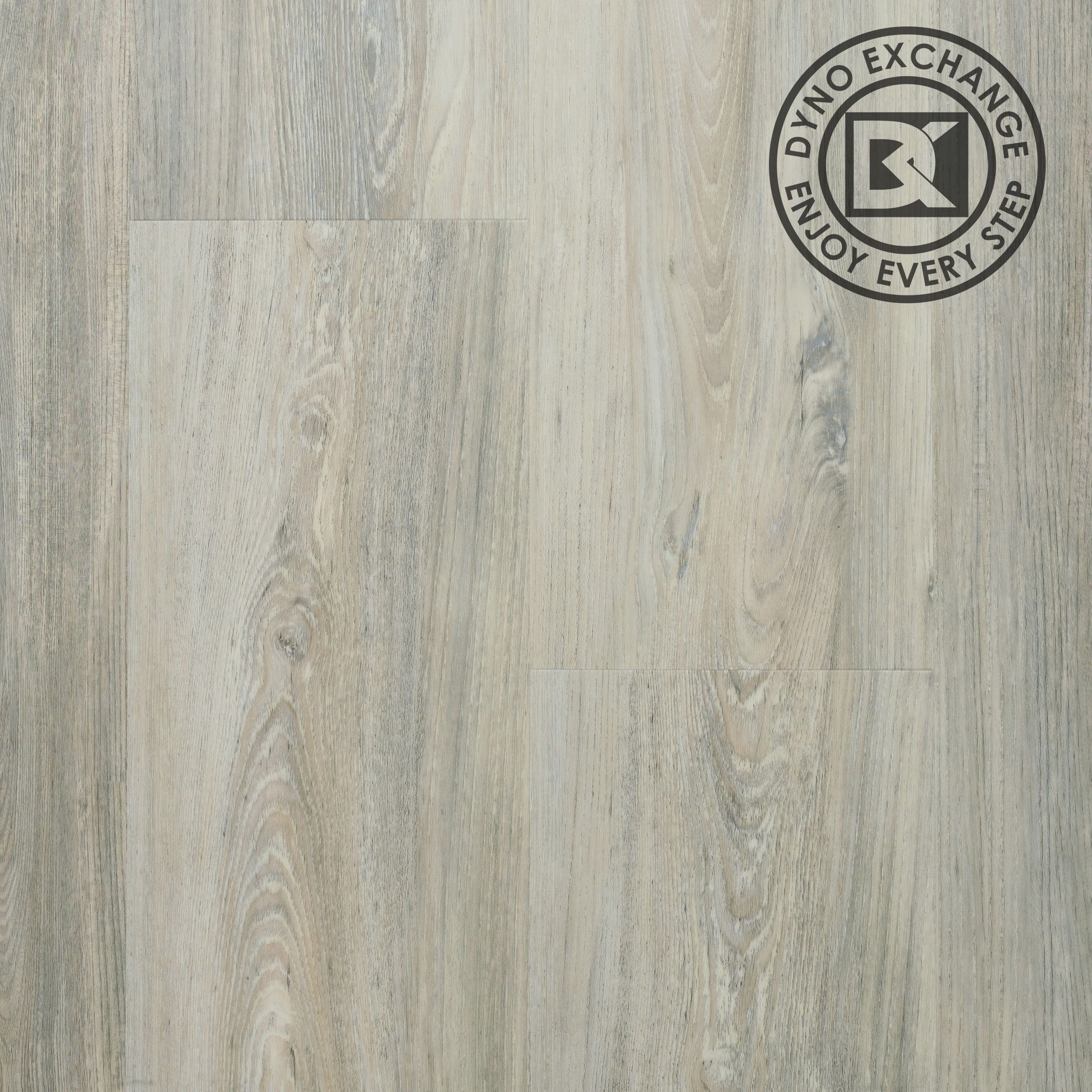 Dyno Exchange, Elite Collection WPC Flooring, Nova Birch, 100% Waterproof Floor
