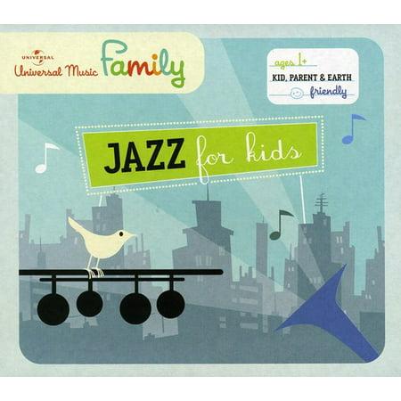 Jazz For Kids [Ecopak]