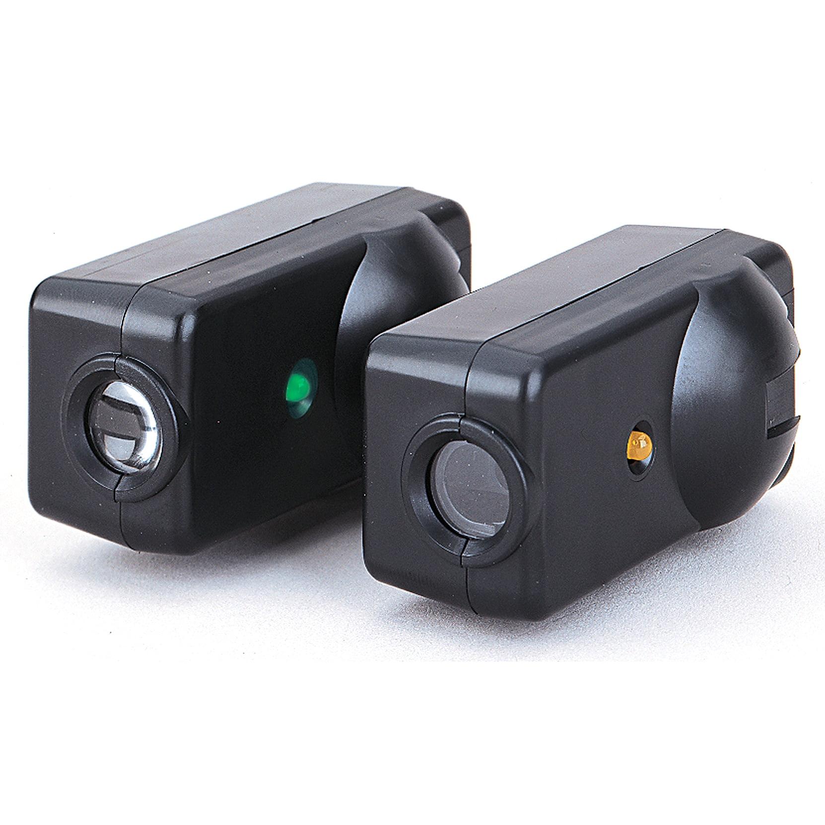 Chamberlain 801CB-P Black Garage Replacement Safety Sensors