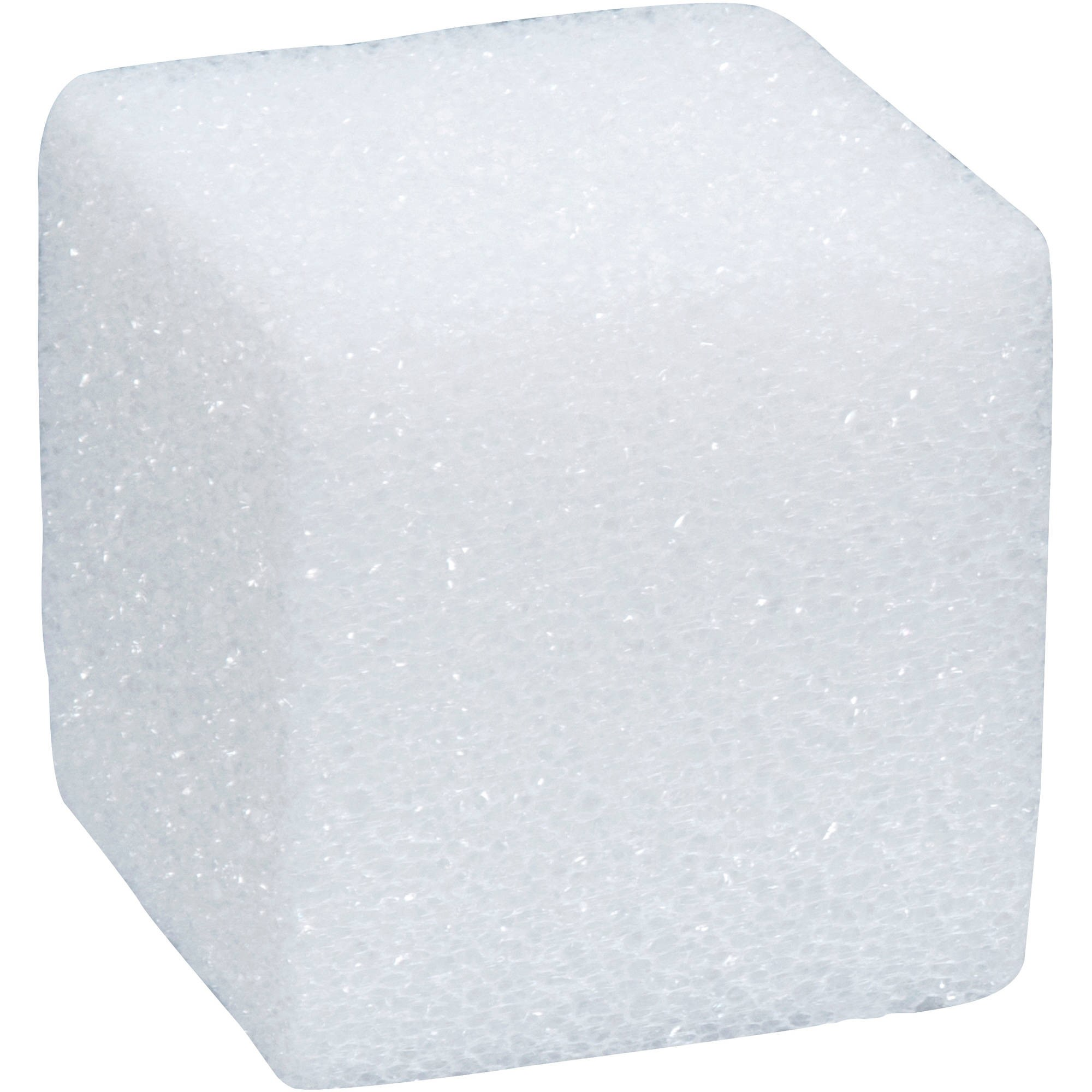 "Make It Fun Floracraft Styrofoam Block, 3"" x 3"" x 3"""