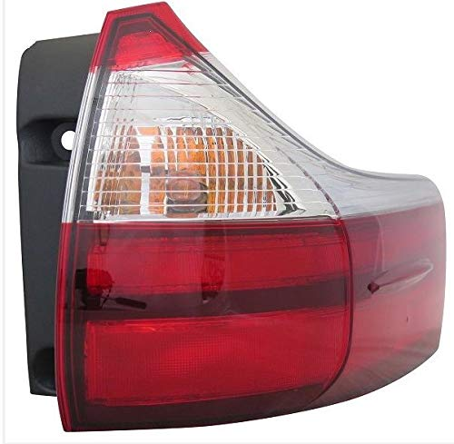 Tail Light - Eagle Eye Fit/For TO2805123 15-18 Toy Sienna Tail Lamp Assembly Rh On Body Exc.Se-Model