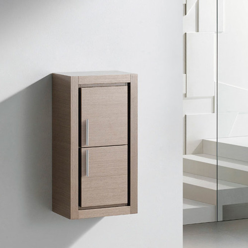 Fresca 15.75'' W x 32'' H Wall Mounted Cabinet