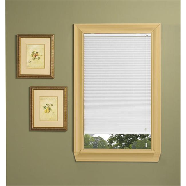 Achim Cs2364Wh06 - Honeycomb Cellular Shade - 23 X 64 Inches - White