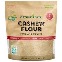 Nature's Eats Cashew Flour, Finely Ground, 32 Oz