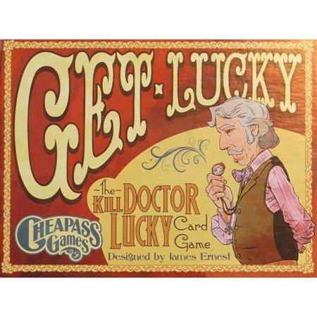 Get Lucky: Kill Doctor Lucky Card Game](Get Ready For Halloween Game)