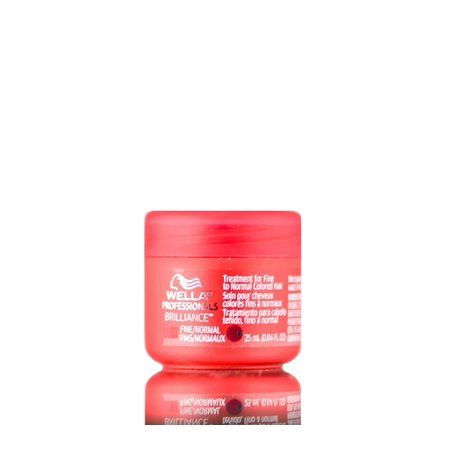 Wella Professionals Brilliance Treatment for Fine to Normal Colored Hair - Size : 0.84 oz