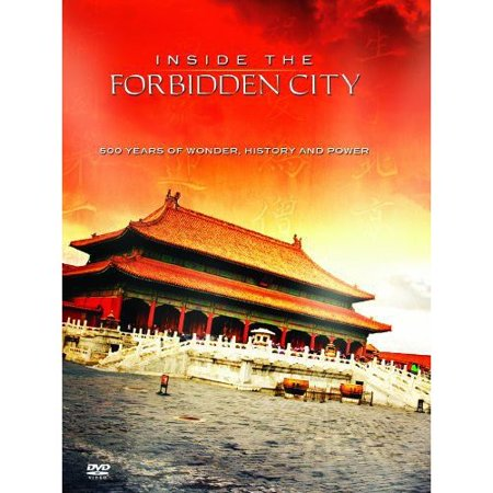 Marvel History - Inside The Forbidden City - 500 Years Of Marvel, History And Power