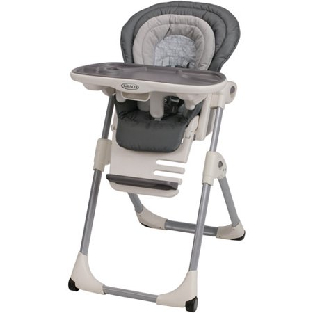 graco souffle high chair glacier. Black Bedroom Furniture Sets. Home Design Ideas