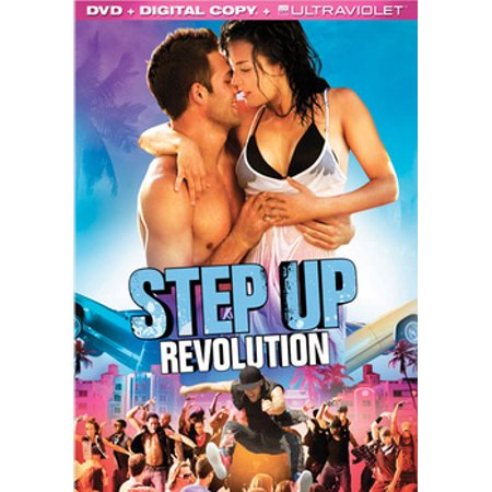 Step Up: Revolution (DVD) (VUDU Instawatch Included) - Movies Dress Up