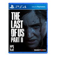 The Last of Us Part II, Sony, PlayStation 4, 711719519102